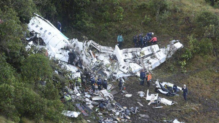 Accidente aéreo: audio entre el piloto y la torre de control