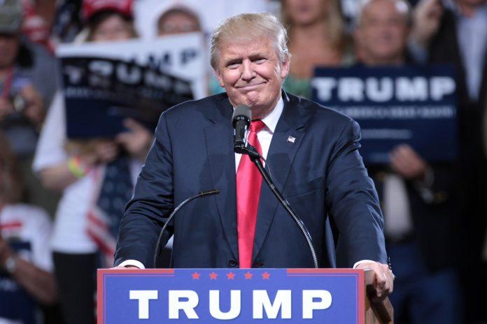 Donald Trump, candidato republicano a la Casa Blanca. Imagen de archivo.