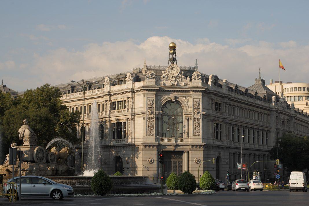 Sede del Banco de España. Imagen de archivo.