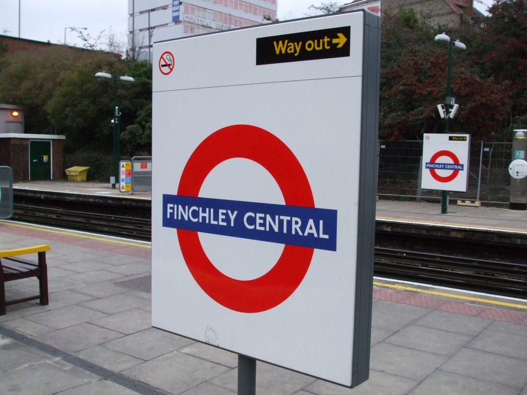La estación de metro de Finchley Central fue desalojada. Imagen de archivo.