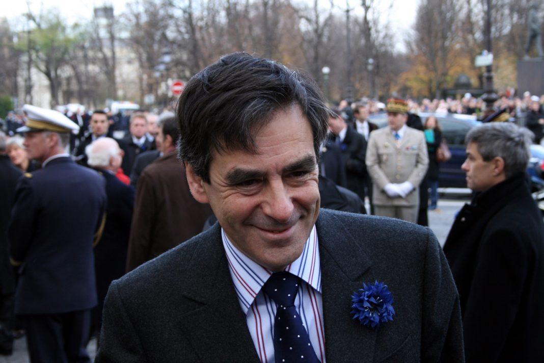François Fillon, candidato conservador a las presidenciales francesas. Imagen de archivo.