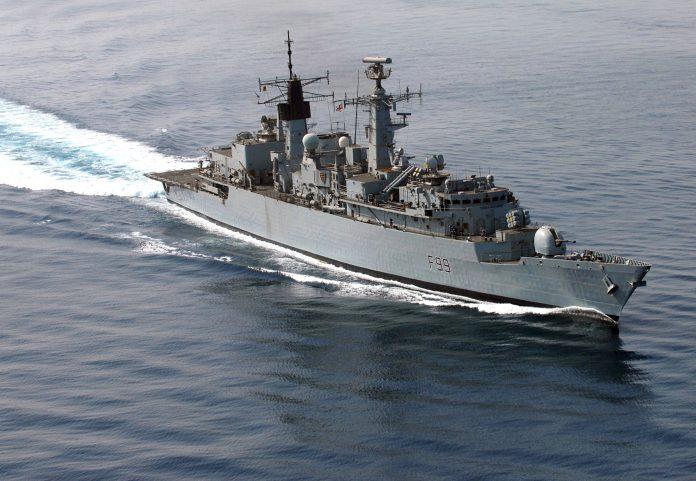 Las fragatas tipo 26 empezarán a construirse el próximo verano. Imagen de archivo.