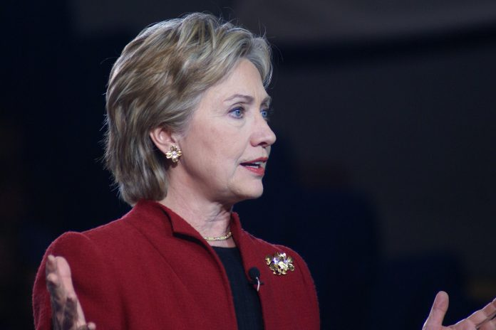 La candidata demócrata, Hillary Clinton. Imagen de archivo.