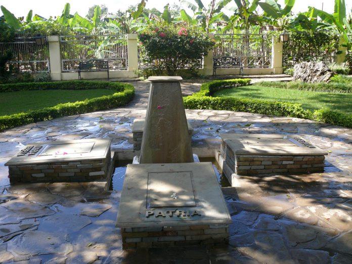 El mausoleo de las hermanas Mirabal. Imagen de archivo.