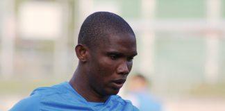 El futbolista Samuel Eto'o. Imagen de archivo.