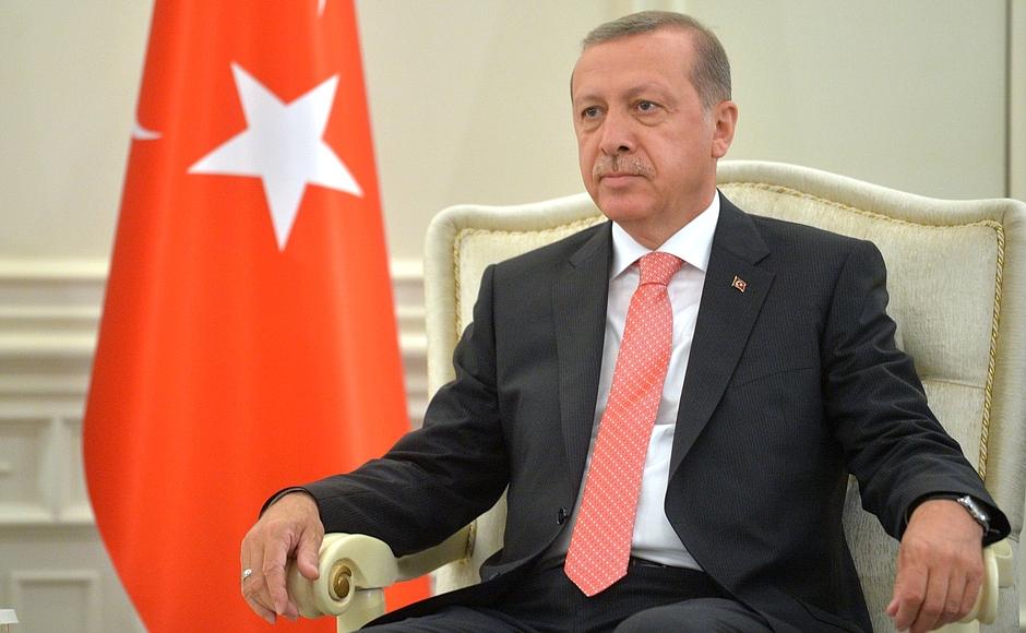 El presidente de Turquía, Recep Tayyip Erdogan. Imagen de archivo.