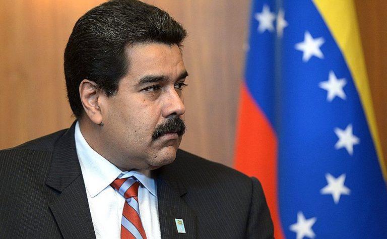 Maduro anuncia el cierre de la frontera con Brasil