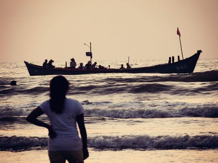 El tráfico de migrantes es el mayor negocio de contrabando en Libia. Imagen de archivo.