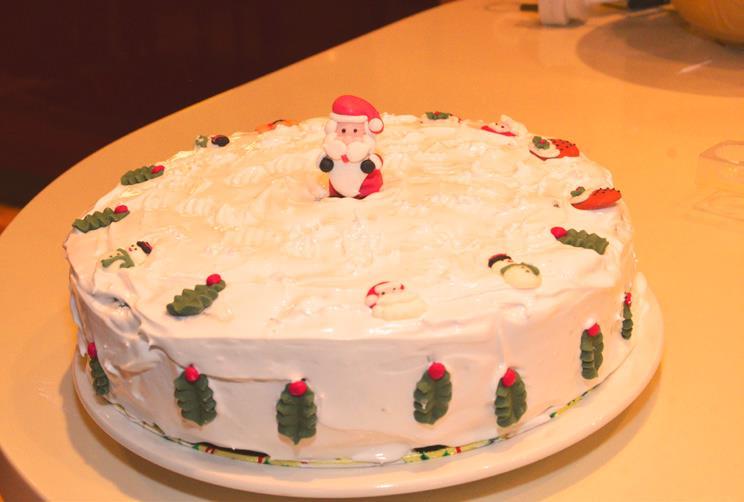 Gomez Gourmet Tarta de Navidad