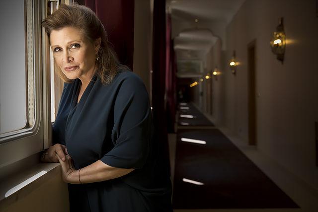 Adiós a la princesa Leia: Carrie Fisher muere a los 60 años poco después de sufrir un infarto