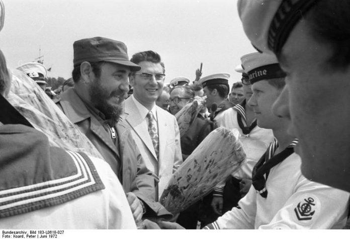El exmandatario cubano, Fidel Castro. Imagen de archivo.