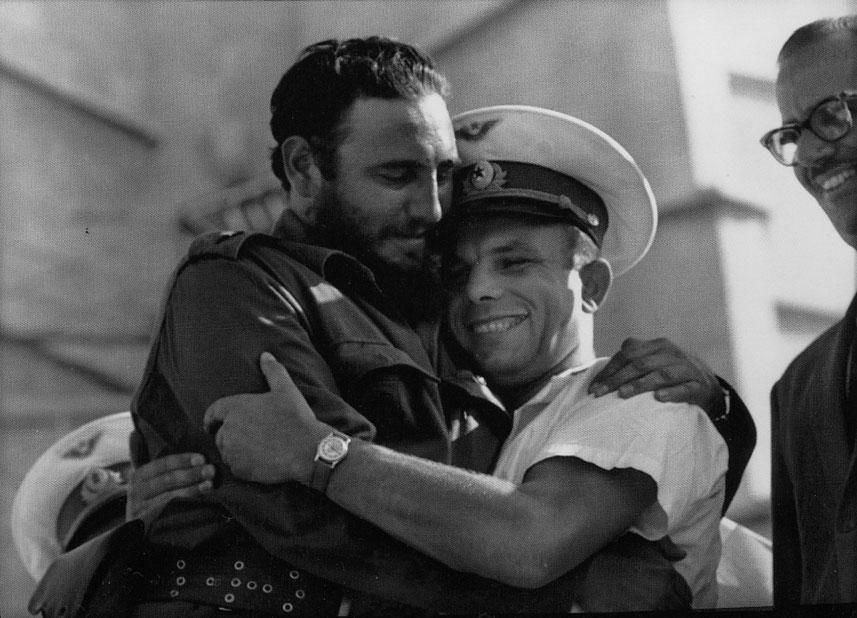 El mandatario cubano, Fidel Castro. Imagen de archivo.