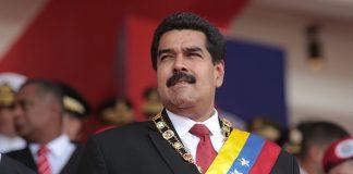 El presidente de Venezuela, Nicolás Maduro. Imagen de archivo.