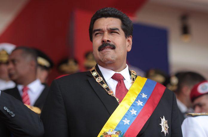 El presidente de Venezuela hasta este miércoles, Nicolás Maduro. Imagen de archivo.