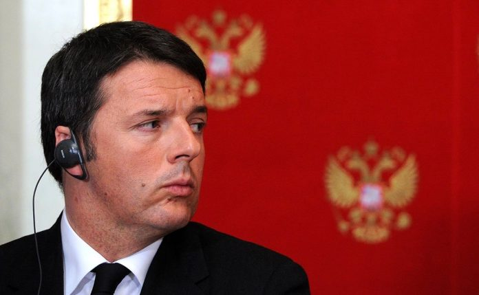 Matteo Renzi dimite como primer ministro de Italia. Imagen de archivo.