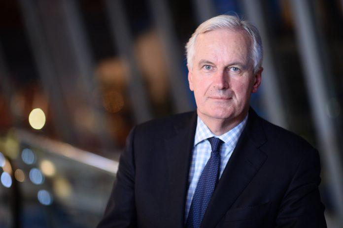 Michel Barnier, jefe negociador de la Comisión Europea para el Brexit. Imagen de archivo.