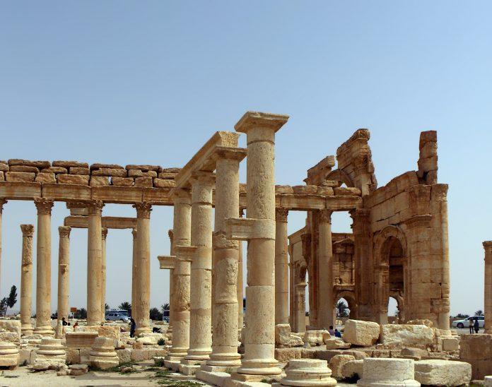 Ciudad de Palmira. Imagen de archivo.