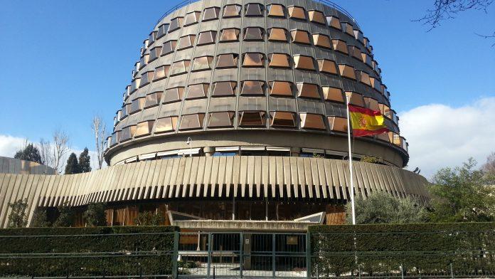 Sede del Tribunal Constitucional. Imagen de archivo.