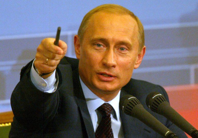 Putin anuncia un alto al fuego en Siria
