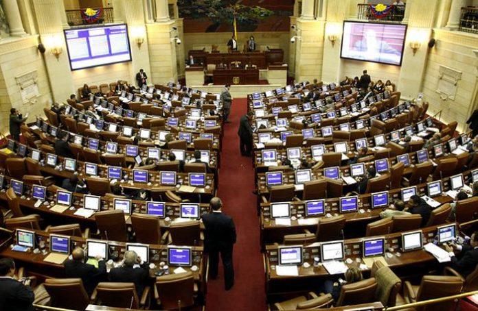 Cámara de Representantes de Colombia. Votocatolico.com