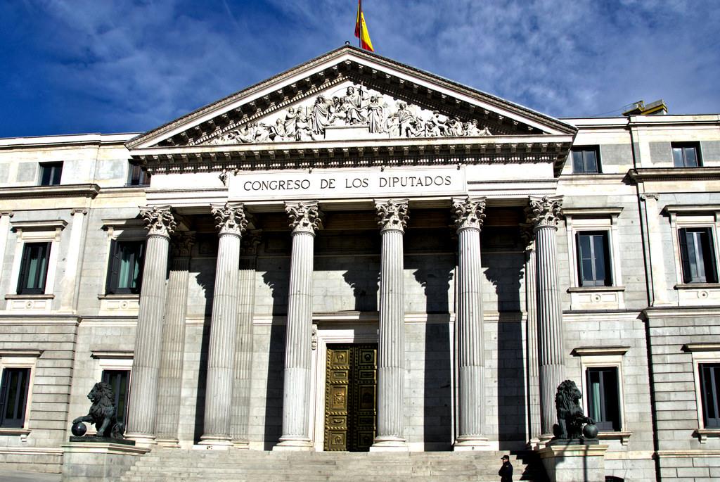 Congreso de los Diputados de España. Imagen de archivo.