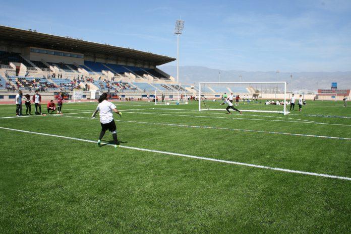 Récord en la línea de abuso infantil en el fútbol. Imagen de archivo.