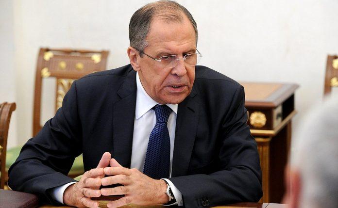 Serguéi Lavrov, ministro de Exteriores ruso. Imagen de archivo.