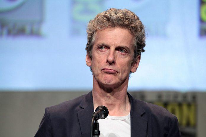 Peter Capaldi deja Doctor Who. Imagen de archivo.