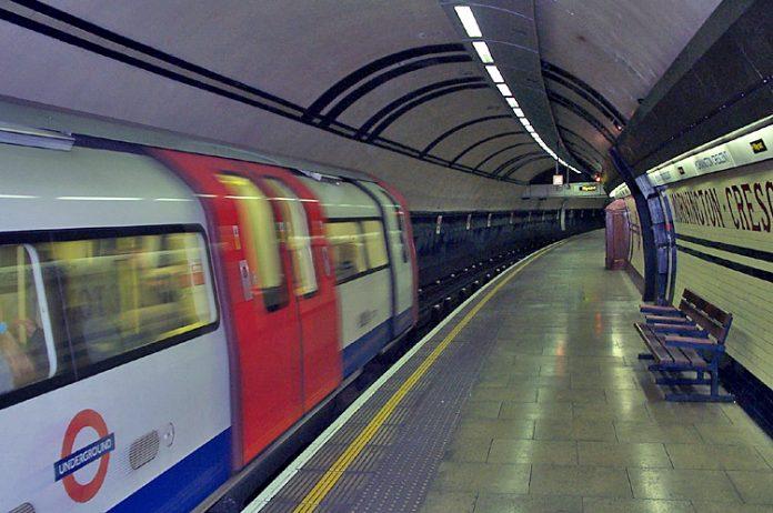 Nueva huelga en el metro de Londres. Imagen de archivo.