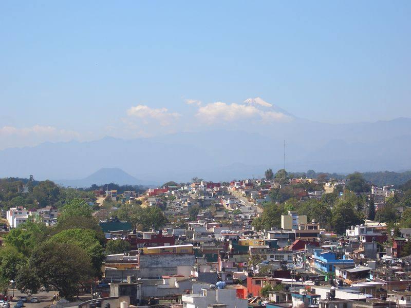 Estado de Veracruz, México. Imagen de archivo.