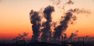 Alerta por contaminación del aire en Reino Unido. Imagen de archivo.