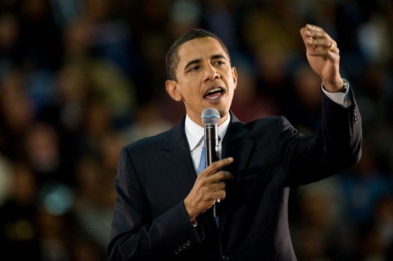"""Obama: """"Los líderes deben dejar de corroer el discurso civil"""""""