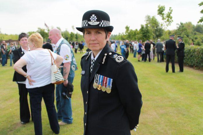 Cressida Dick, primera mujer que liderará Scotland Yard. BAWP.