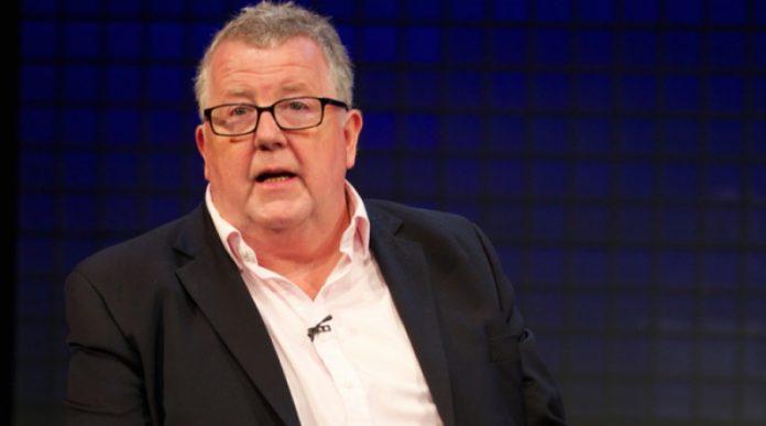 Muere el presentador Steve Hewlett. Royal Television Society.