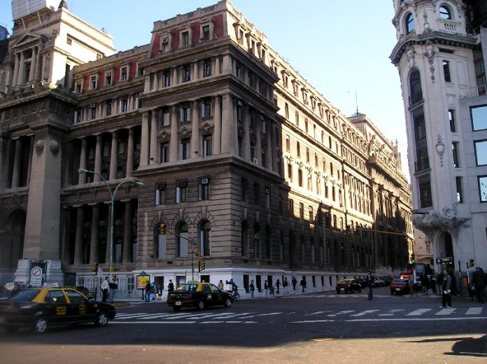 Corte Suprema de Argentina. Imagen de archivo.