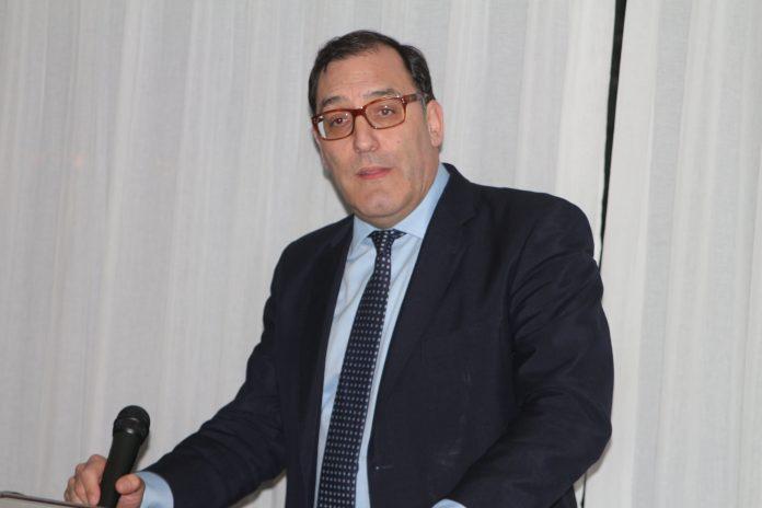 El juez de la Audiencia Nacional, Eloy Velasco. Rotary Club Alicante Costablanca