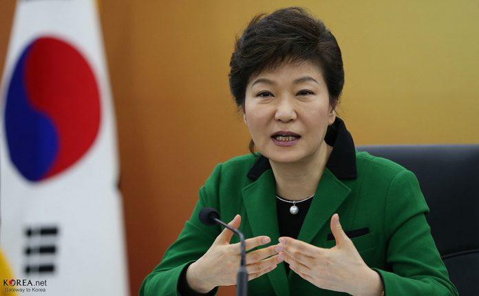 La presidenta destituida de Corea del Sur, Park Geun-hye. Imagen de archivo.
