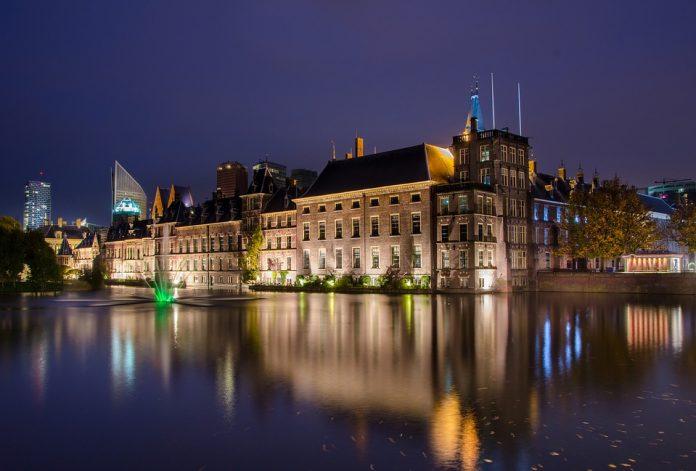 Parlamento de Holanda. Imagen de archivo.