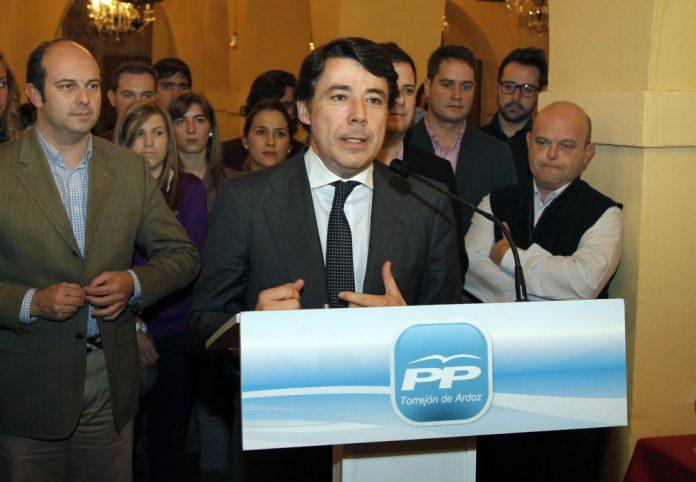 Ignacio González, expresidente de la Comunidad de Madrid. Imagen de archivo.