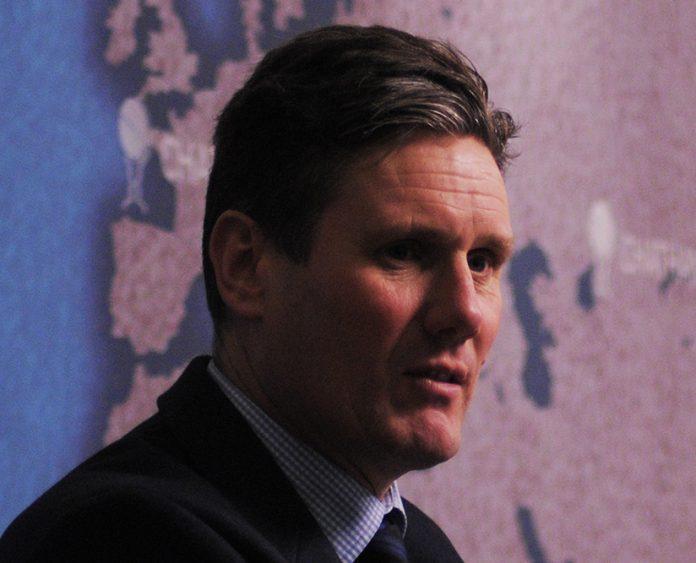 Keir Starmer, parlamentario del Partido Laborista. Imagen de archivo.