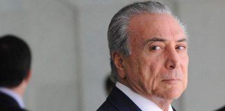 El presidente de Brasil, Michel Temer. Imagen de archivo.