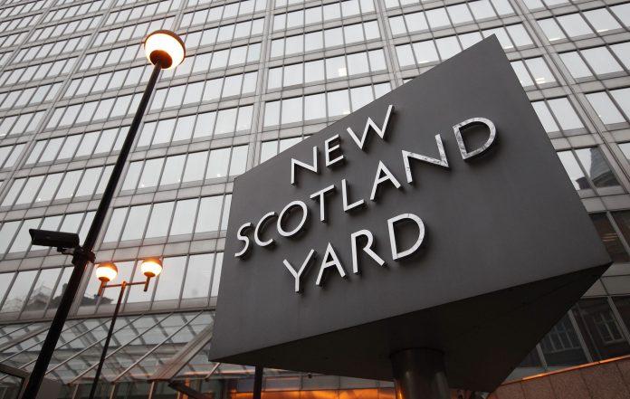 Las autoridades británicas detienen a seis personas en una operación antiterrorista. Imagen de archivo.