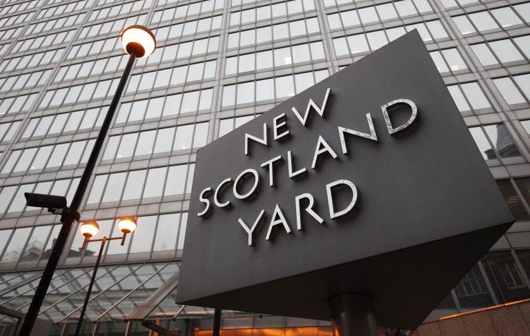 Operación antiterrorista en Londres deja una herida y seis detenidos
