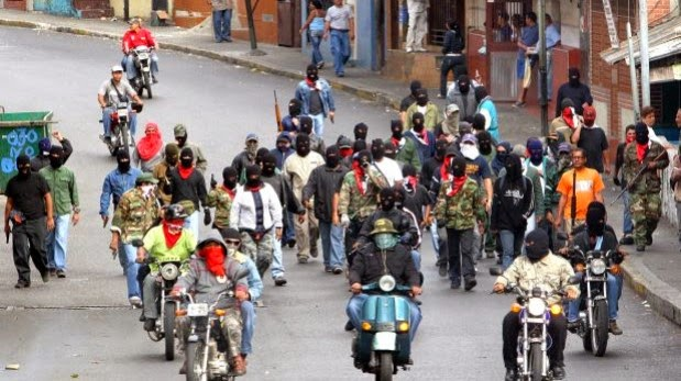Imagen de los colectivos. Daniel-Venezuela.blogspot.com