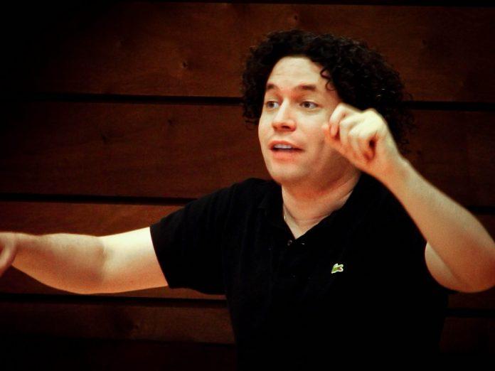 El músico venezolano, Gustavo Dudamel. Imagen de archivo.