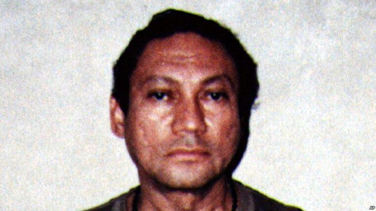 El exdictador panameño Antonio Noriega muere a los 83 años