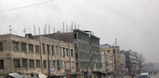 El atentado se produjo en Kabul. Imagen de archivo.