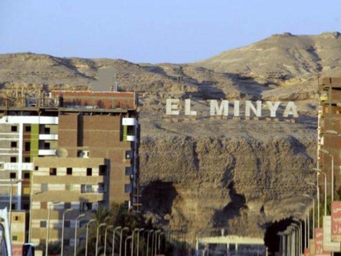 El ataque tuvo lugar en la provincia egipcia de Minia. Imagen de archivo.