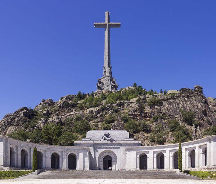 El Valle de Los Caídos. Imagen de archivo.