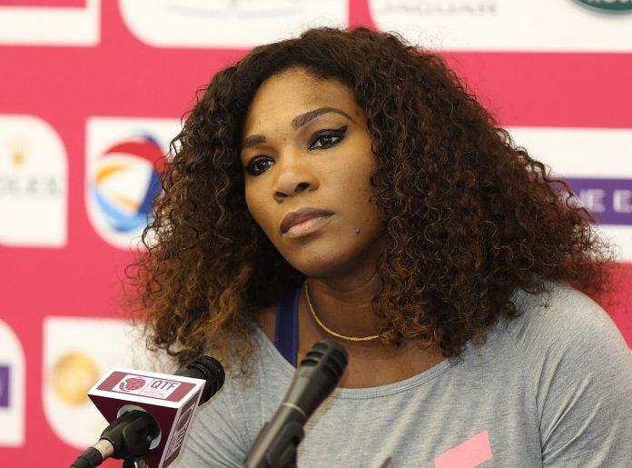 La tenista, Serena Williams. Imagen de archivo.